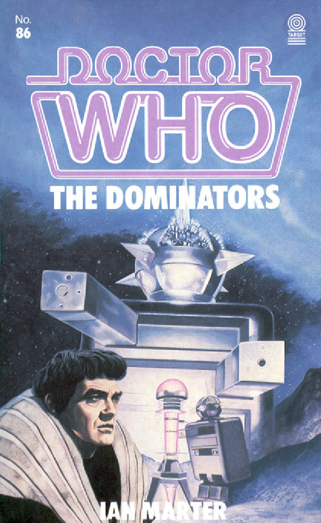 Read Online Doctor Who The Dominators Free Book Read Online Books