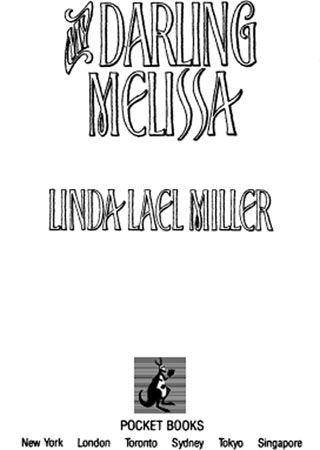 "Read online ""My Darling Melissa"" 